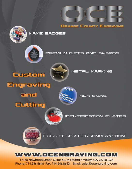 OC Engraving Brochure - Easy Websites Solutions