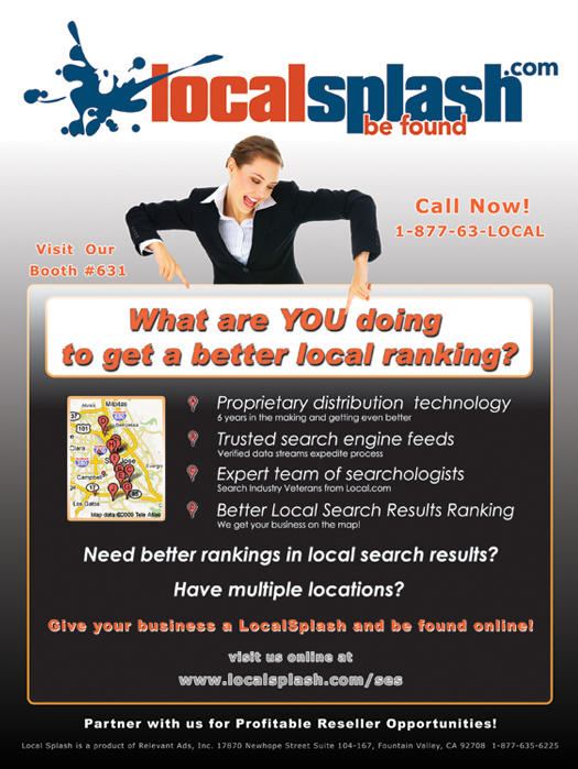 Local Splash - Easy Websites Solutions