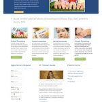 Mission Dermatology - Easy Websites Solutions