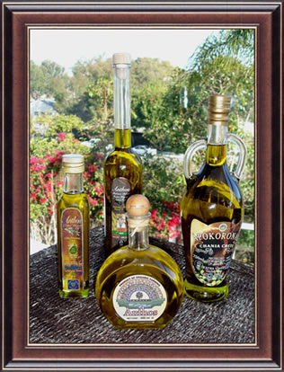 Olive Oil Set Frame - Easy Websites Solutions